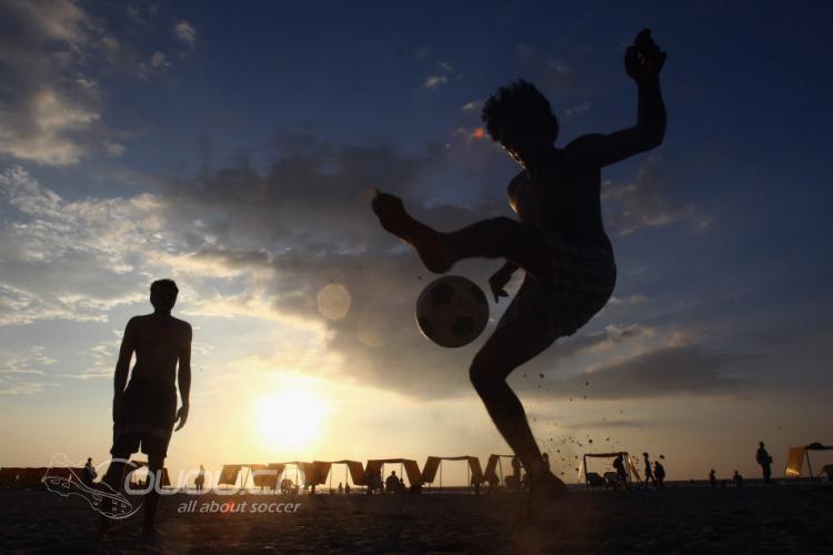 getty2011年度足球最佳酷图