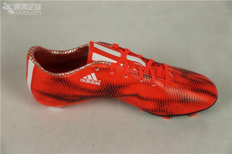 阿迪达斯adidas仇恨系列 f50 5代fg红龙配色中端f10足球鞋 b34859 ,jp