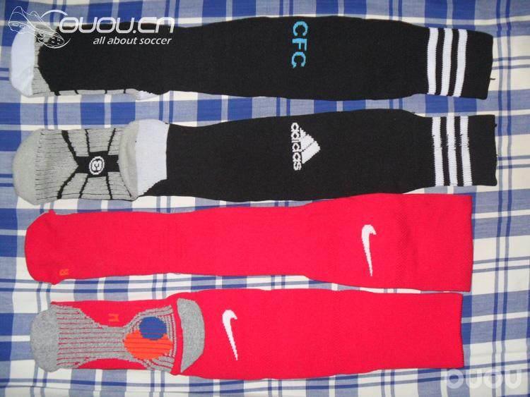 【球袜测评】Nike、Adidas王牌对王牌