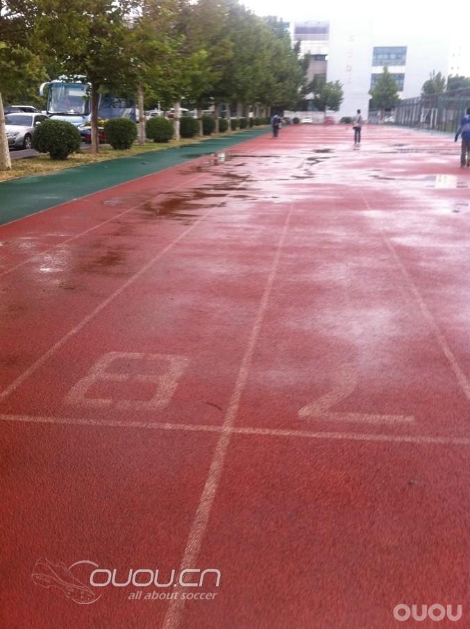 ACC之CTR360iii MAESTRI 雨后实战测评