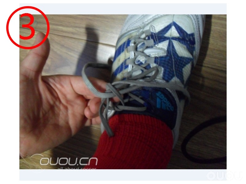 【经验交流】怎么系鞋带