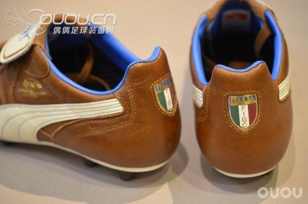 优雅及古典于一身—Puma King Top K Italia