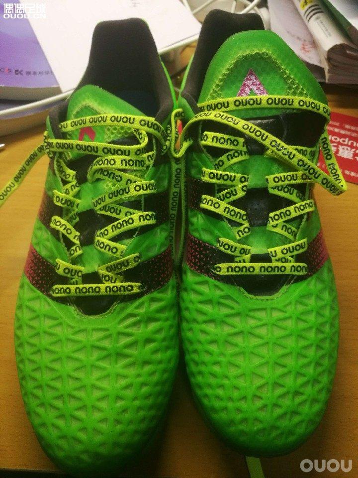 【气质哥说鞋】被低估的人草利器 ACE16.1 ag超纤版随谈