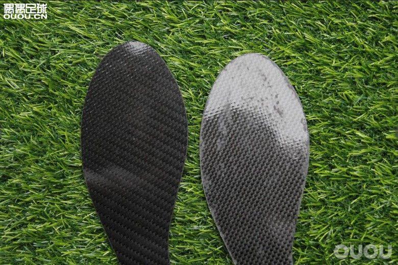 定制全掌碳纤维中底使用小报告