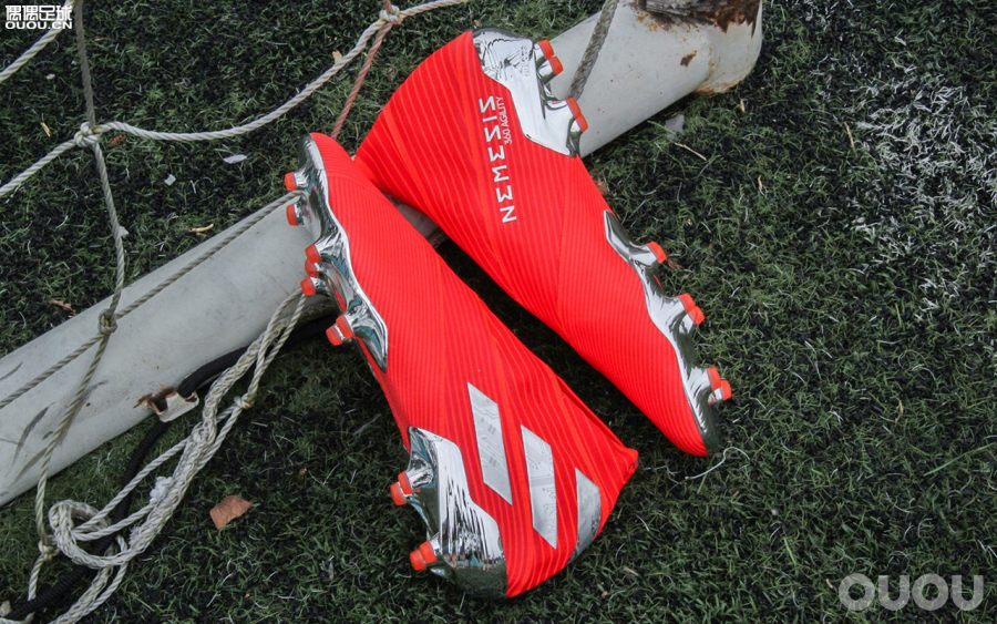 除了绷带鞋面还有啥?阿迪达斯Nemeziz 19+全面实战测评