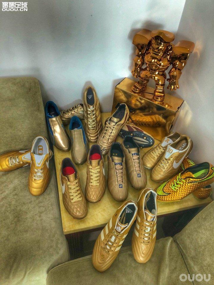 为鞋盒买鞋系列!最近对金色没什么抵抗力啊!!!