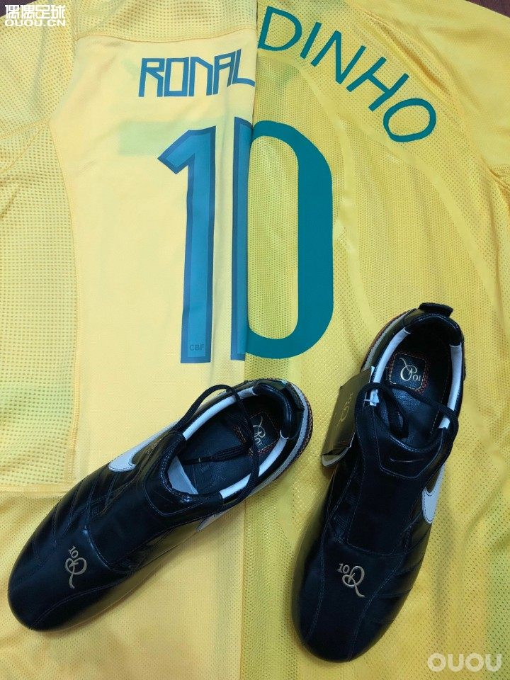 一生只爱这一个!Ronaldinho!