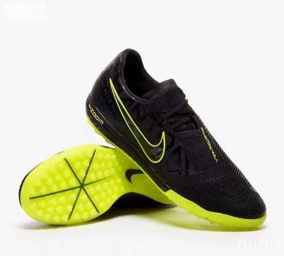 毒液顶级TF碎钉足球鞋?ZOOM PHANTOM新款,超纤维鞋面,高端碎钉超轻设计。