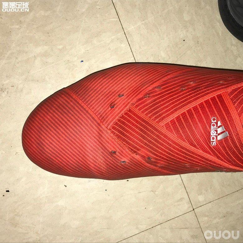 Nemeziz 19.1 年度速度靴候选,但有一个问题