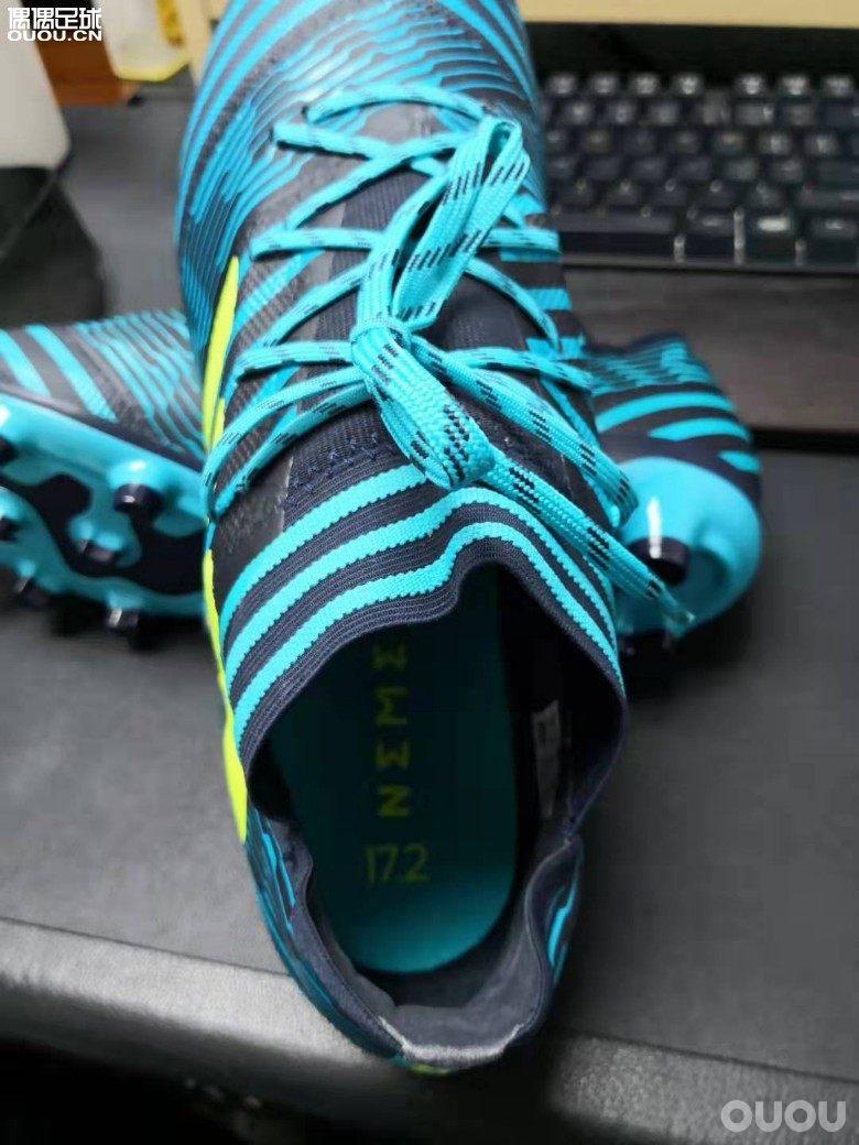 新入的老鞋,是不是说nemeziz17.2没有引入国内?