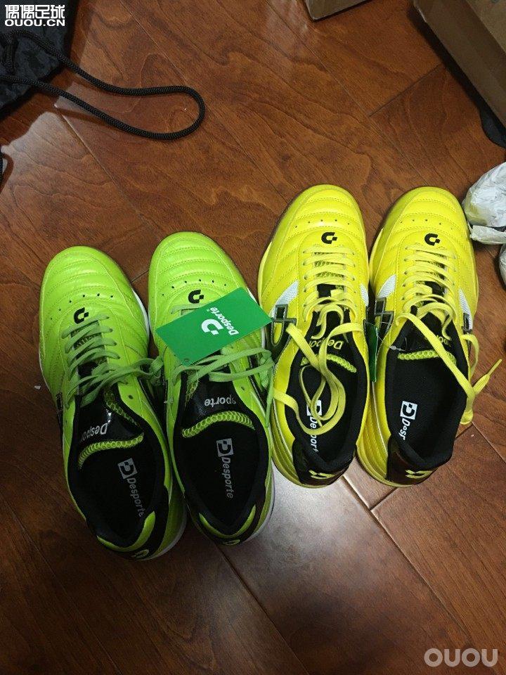 新到desporte两双,campinas 和 sao Luis.说说静态感受吧。颜值没问题,颜色也很靓,确实不错。