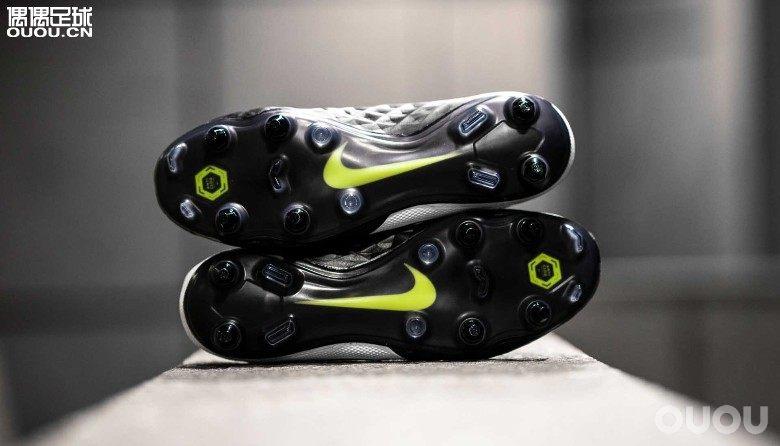 "Nike发布传奇8""黑/白/电光黄"""