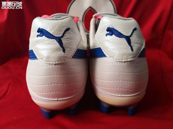 新人老鞋近日,从乐天购入一双日产Puma del mundo 06,日产袋鼠皮,魔鬼钉是当年买不起的存在。