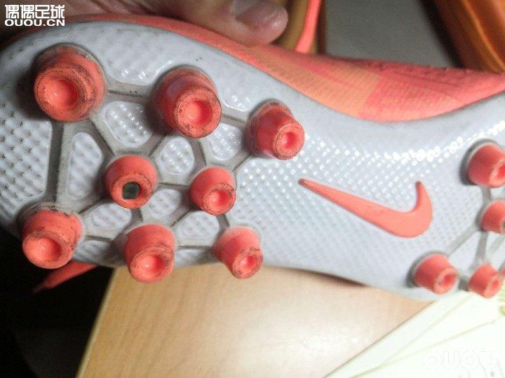 中端AG毒液 鞋钉加固方案后续