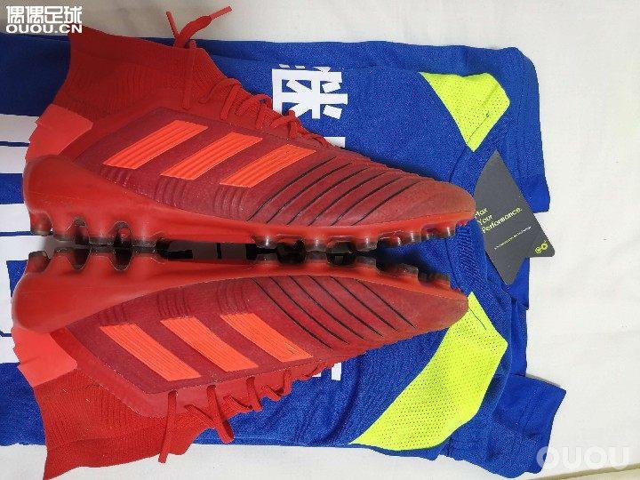 猎鹰19. 1ag 骚红 jp27543码  先看本人信誉和交易史,喜欢尝试不同的球鞋。