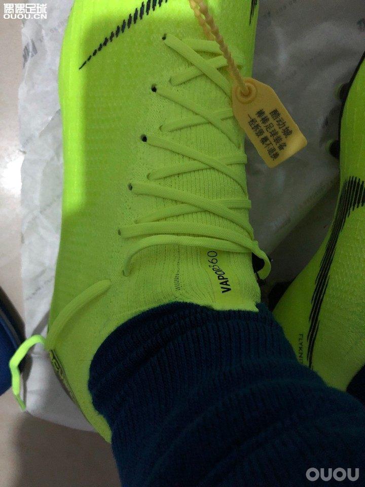 新买的刺客12顶级 回来试穿的时候鞋舌有条缝 大家有没有遇到过这种情况 以后会不会断呀