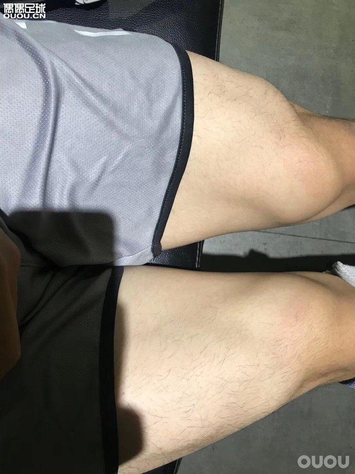 交叉绑带断裂伤愈五个月训练 加油 努力