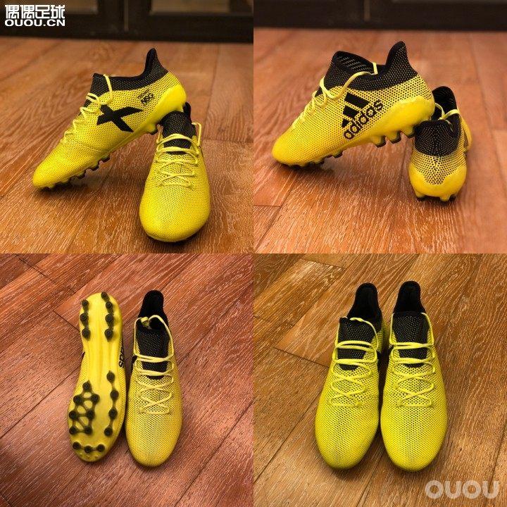 晒一下 实战使用的四双球鞋1)NIKE TIEMPO LEGACY AG 传奇5 次顶级牛皮 7171422)