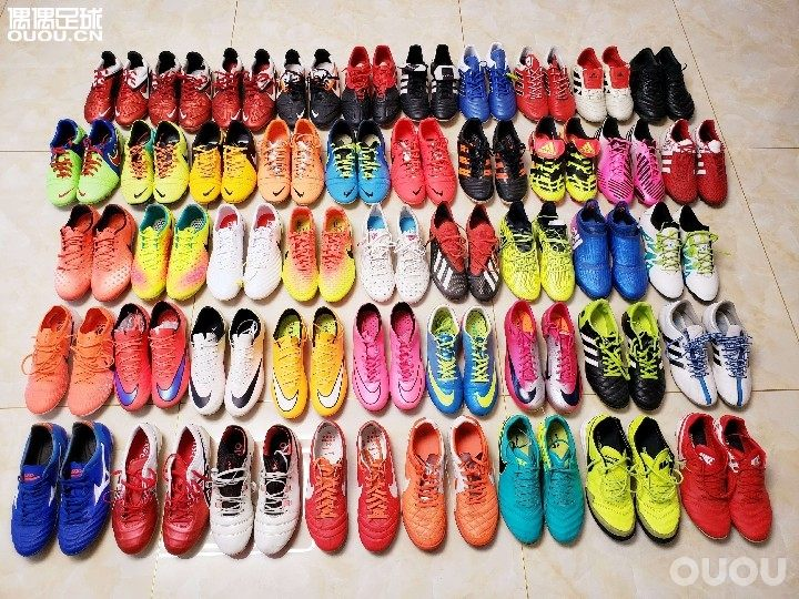 一晃快10年了,我2011年头一次来,默默关注了9个年头了,鞋子入了一些,也出了一些