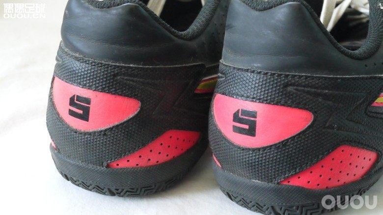 八成新Nike5 ZOOM T-3 FS 黑黄