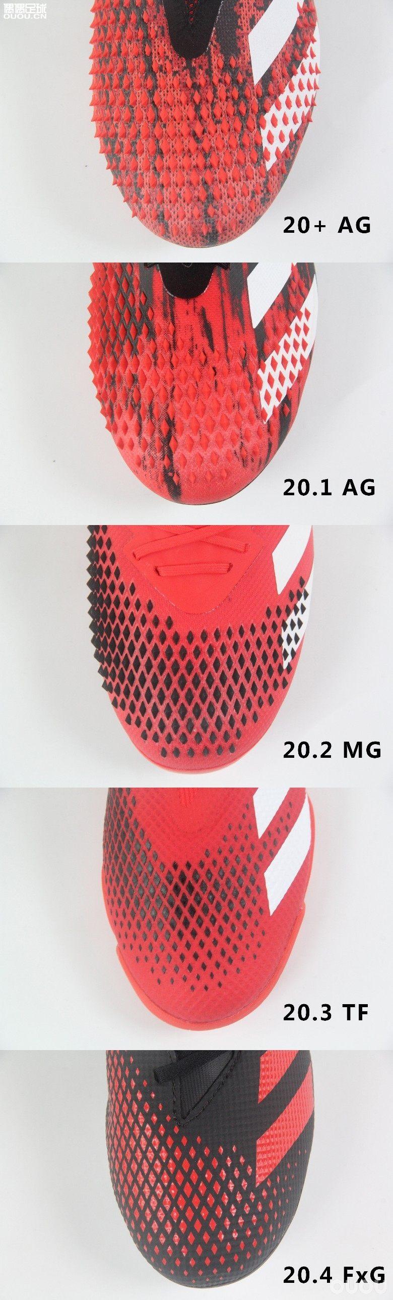 要买鹰,选对鞋很重要!阿迪达斯猎鹰Predator 20全系列详细对比