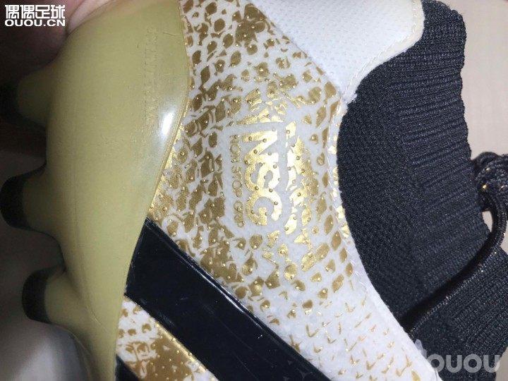 JP270AdidasACE16.1 primeknit ag白金顶级全新足球鞋Sample裸鞋42.5针织jp270