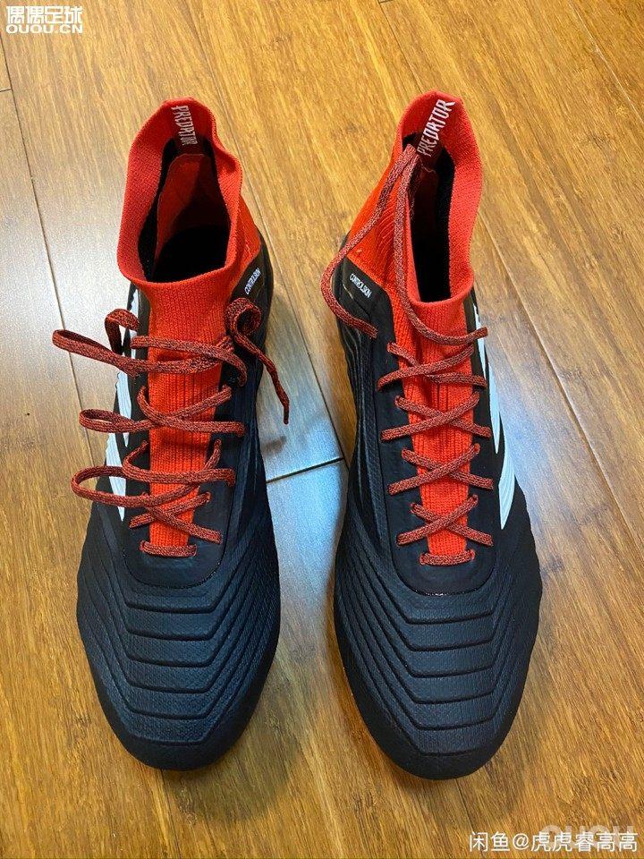 adidas 猎鹰18.1 fg jp255 eu40.5