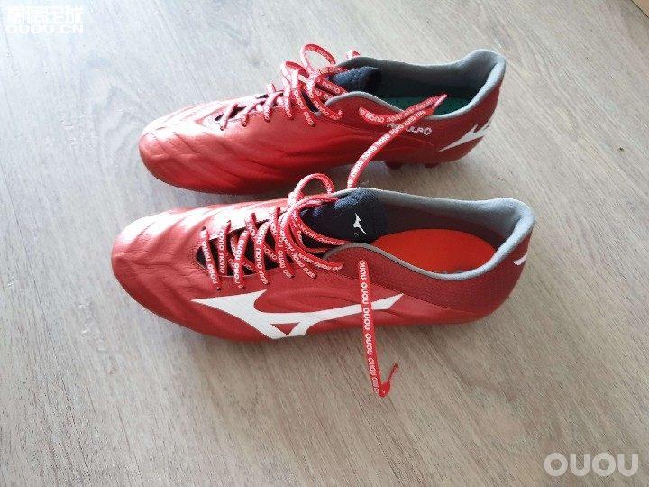 日产rebula2代袋鼠皮。世界杯配色jp280,无盒无袋,配上偶偶鞋带,750元